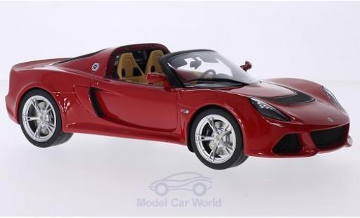 Lotus Exige 1/18 GT Spirit S Roadster rouge 2012 miniature