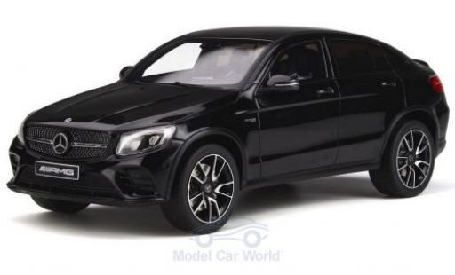 Mercedes Classe C 1/18 GT Spirit AMG GLC 43 Coupe noire 2019 miniature