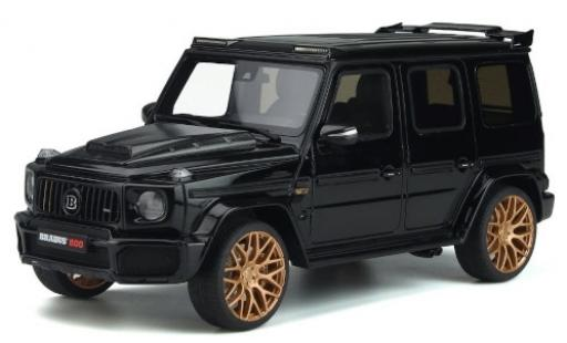 Mercedes Classe G 1/18 GT Spirit Brabus 800 Black & Gold Edition black 2020 Basis: AMG G63 diecast model cars