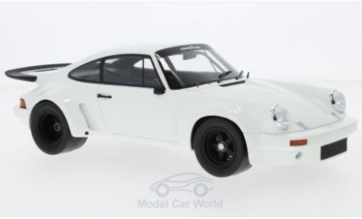 Porsche 911 SC 1/18 GT Spirit 3.0 RSR blanco coche miniatura
