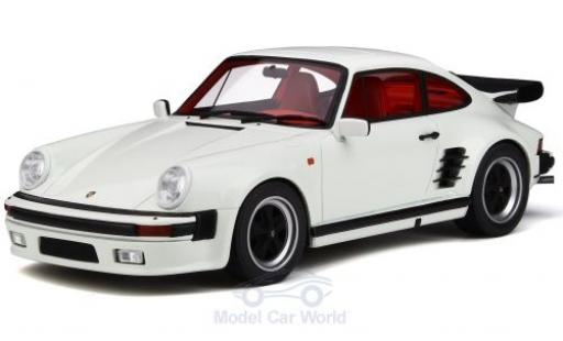 Porsche 930 Turbo 1/18 GT Spirit 911  S white diecast model cars