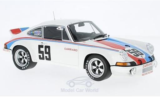 Porsche 911 1/18 GT Spirit Carrera RSR No.59 24h Daytona P.Gregg/H.Haywood diecast model cars