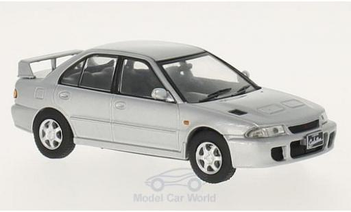 Mitsubishi Lancer 1/43 GTI Collection Evo 1 grise 1992 miniature