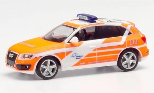 Audi Q5 1/87 Herpa Feuerwehr ELW Fraport modellautos