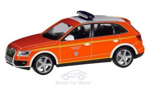Audi Q5 1/87 Herpa Feuerwehr Ingolstadt miniature