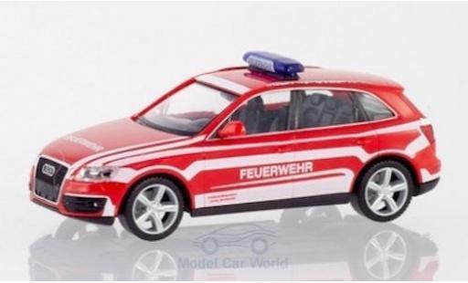 Audi Q5 1/87 Herpa Feuerwehr Lindau Kommandowagen miniature