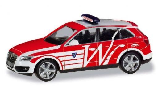 Audi Q5 1/87 Herpa Feuerwehr Wiesbaden - ELW miniature