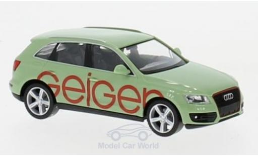 Audi Q5 1/87 Herpa Geiger miniature
