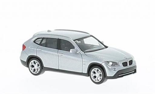 Bmw X1 1/87 Herpa (E84) grey diecast model cars