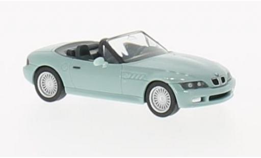 Bmw Z3 1/87 Herpa green History Edition diecast model cars