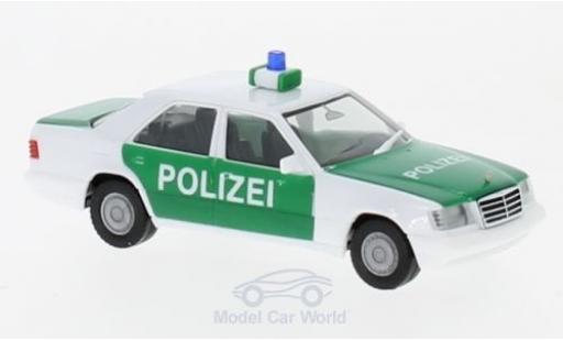Mercedes Classe E 1/87 Herpa Polizei miniature