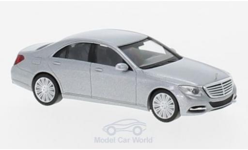 Mercedes Classe S 1/87 Herpa grise miniature