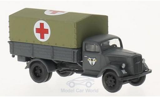 Opel Blitz 1/87 Herpa Minitanks Mannschaftskraftwagen miniature