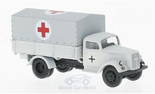 Opel Blitz 1/87 Herpa Minitanks Sanitätskraftwagen miniature