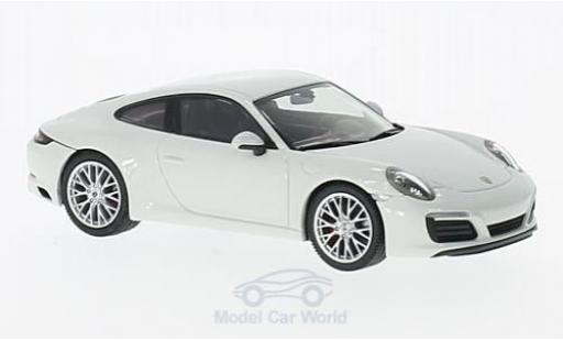 Porsche 911 SC 1/43 Herpa Carrera 4 S Coupe white diecast model cars