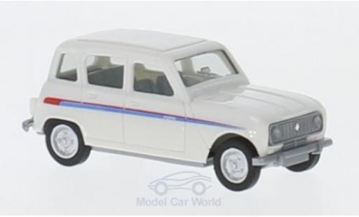 Renault 4 L 1/87 Herpa R Jogging miniature