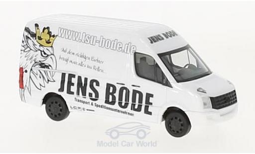 Volkswagen Crafter 1/87 Herpa Kasten HD TSU Bode miniature