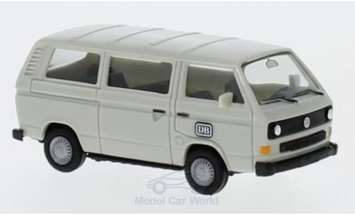 Volkswagen T3 B 1/87 Herpa Kombi Deutsche undesbahn miniature