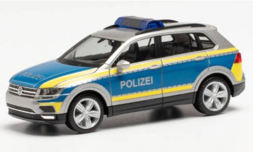 Volkswagen Tiguan 1/87 Herpa Polizei Goslar diecast model cars