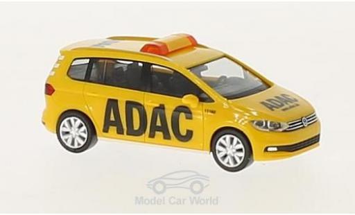 Volkswagen Touran 1/87 Herpa ADAC Strassenwacht miniature