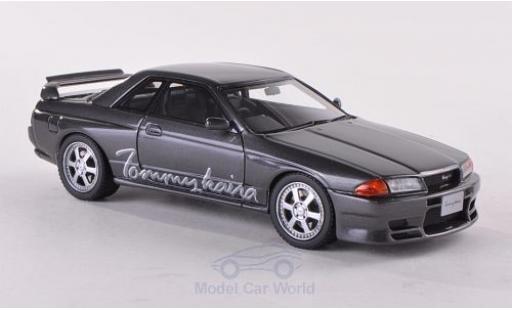 Nissan Skyline 1/43 HPI Tommykaira R (R32) metallise grey RHD diecast model cars