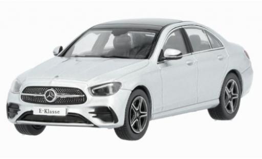 Mercedes Classe E 1/43 I iScale (W213) MOPF grise 2020 miniature