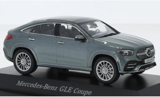 Mercedes Classe GLE 1/43 iScale GLE Coupe (C167) metallise grey diecast model cars