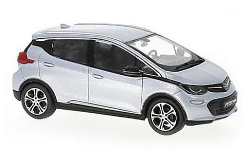 Opel Ampera 1/43 I iScale -e silber modellautos