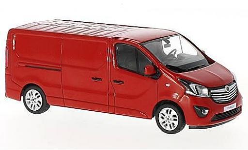 Opel Vivaro 1/43 I iScale B rouge miniature