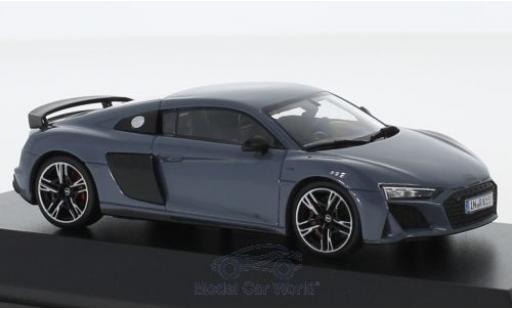 Audi R8 1/43 Jadi grey 2019 diecast model cars