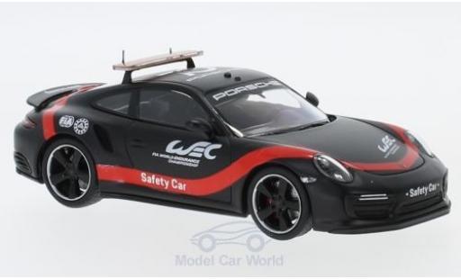 Porsche 991 Turbo 1/43 Minichamps 911 ( II) WEC 2018 Safty Car WEC diecast model cars