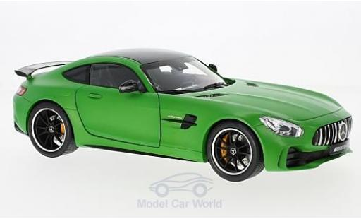 Mercedes AMG GT 1/18 Norev R matt-green diecast