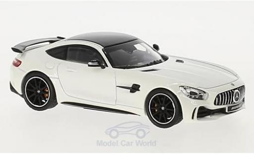 Mercedes AMG GT 1/43 Norev R blanche miniature
