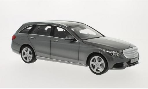 Mercedes Classe C 1/43 Norev T-Modell (S205) grise 2014 miniature