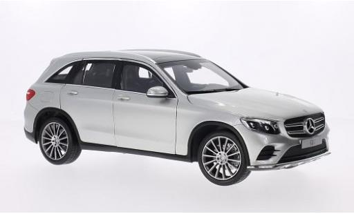 Mercedes Classe GLC 1/18 I Norev GLC grey diecast model cars
