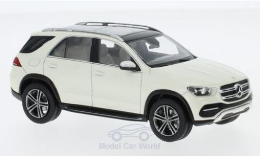 Mercedes Classe GLE 1/43 Norev GLE (V167) blanche 2018 miniature