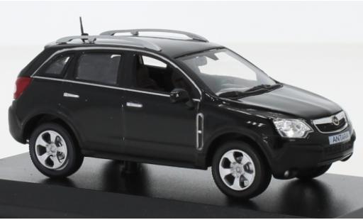 Opel Antara 1/43 I Norev noire 2007 miniature