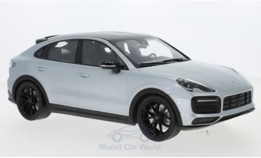 Porsche Cayenne S 1/18 Norev Coupe grey 2019 diecast model cars