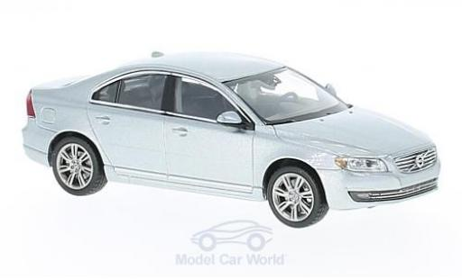 Volvo S80 1/43 Norev grey 2015 diecast model cars