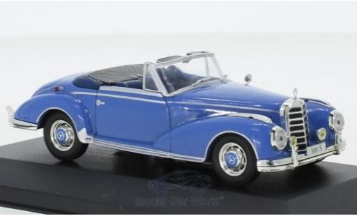 Mercedes 300 1/43 I PCT SC Roadster (W188) bleue 1952 miniature