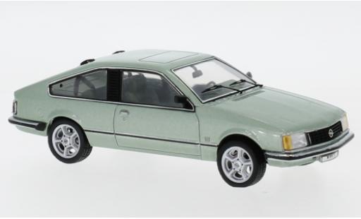 Opel Monza 1/43 I Schuco A S metallise verte 1978 miniature