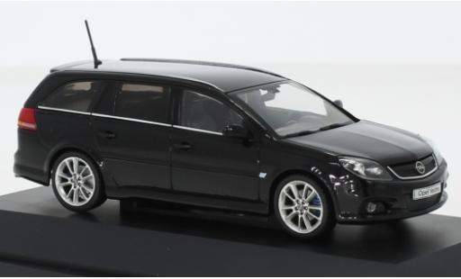 Opel Vectra 1/43 I Schuco C Caravan OPC metallise noire miniature