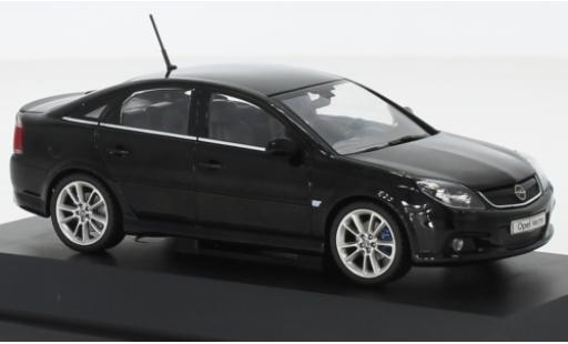 Opel Vectra 1/43 I Schuco C OPC metallise noire miniature