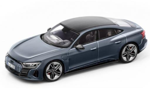 Audi e-tron 1/43 I Spark GT grey diecast model cars