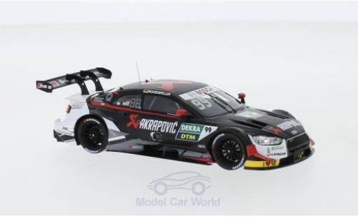 Audi RS5 1/43 I Spark RS 5 DTM No.99 DTM 2019 M.Rockenfeller diecast