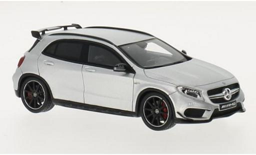 Mercedes Classe GLA 1/43 I Spark AMG GLA 45 grise miniature