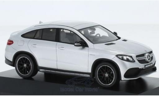 Mercedes Classe E 1/43 Spark AMG GLE 63 Coupe grey diecast model cars