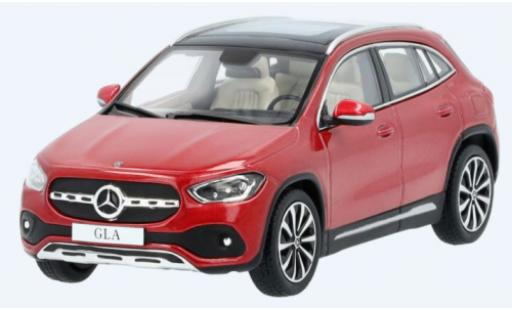 Mercedes Classe GLA 1/43 I Spark GLA (H247) red diecast model cars