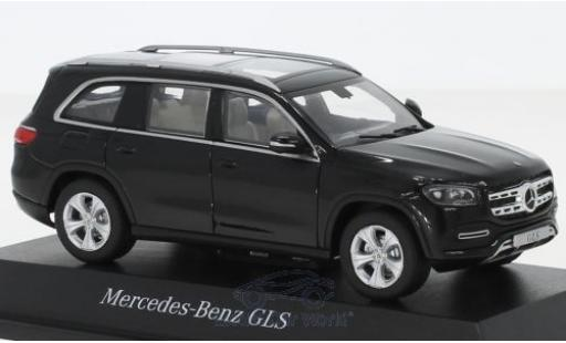 Mercedes Classe G 1/43 I Z Models GLS (X167) noire 2019 miniature