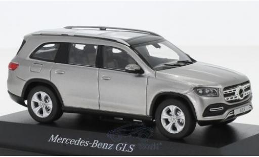 Mercedes Classe G 1/43 I Z Models GLS (X167) grise 2019 miniature